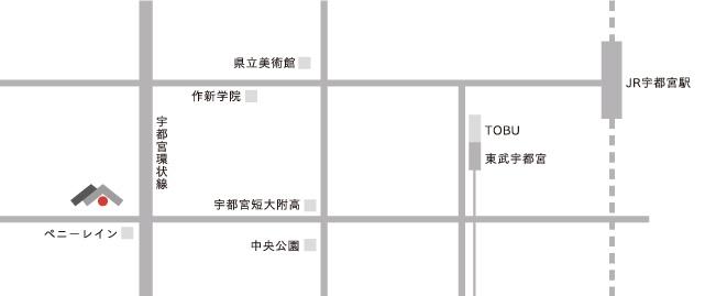 丸山工業地図