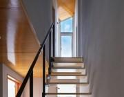 桜の家 階段